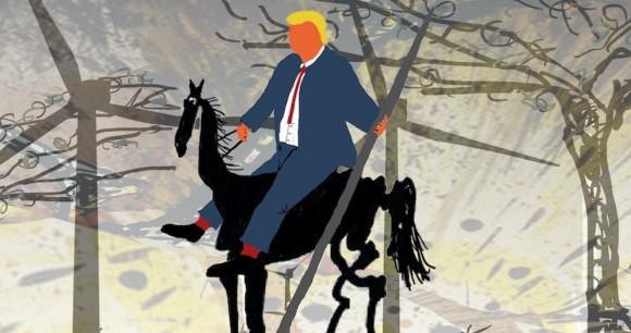 Trump as Don Quixote